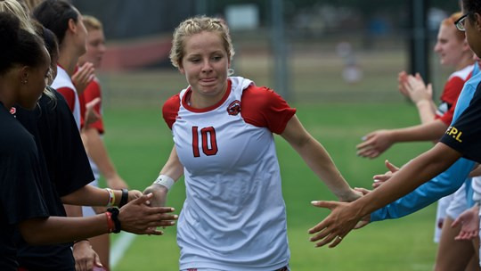 7457612c0 Gamecocks Shutout SIUE in Season Finale. Women s Soccer