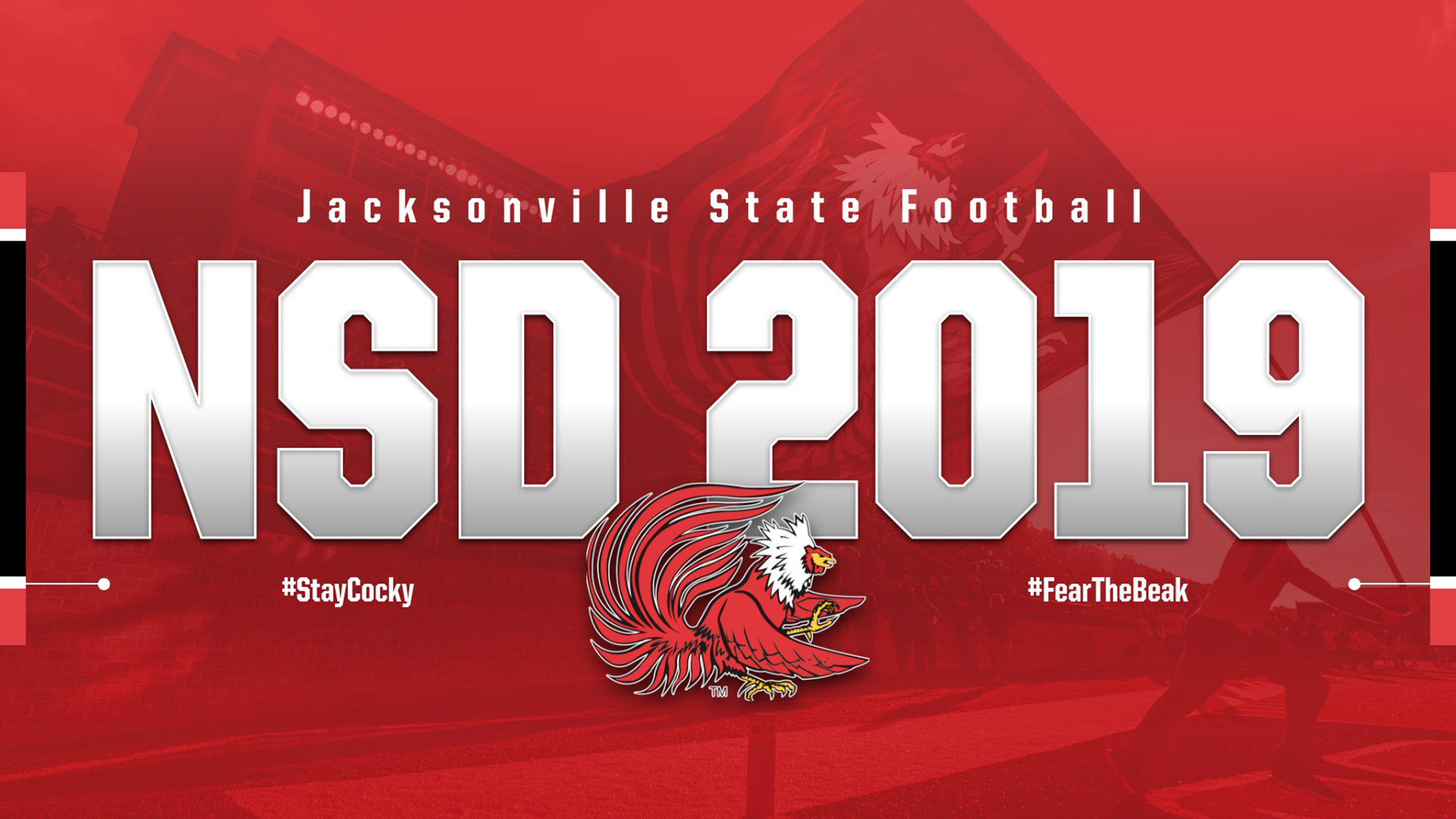 2019 National Signing Day Headquarters Jacksonville State