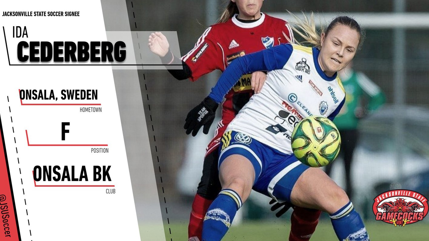153553e8c JSU Soccer Adds Ida Cederberg to Recruiting Class