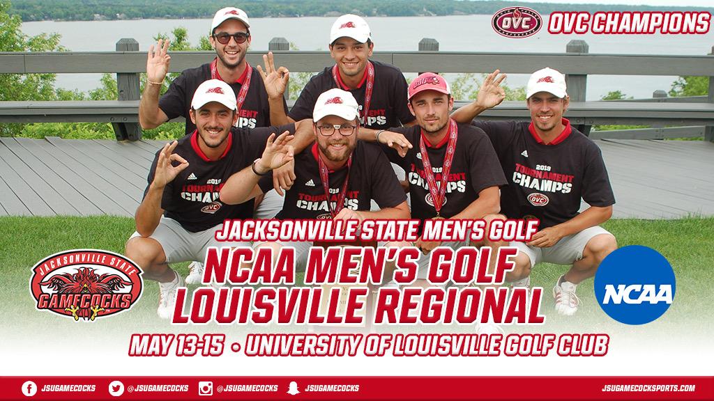 886bf3ef Gamecock Men Headed to Louisville For NCAA Golf Regional ...